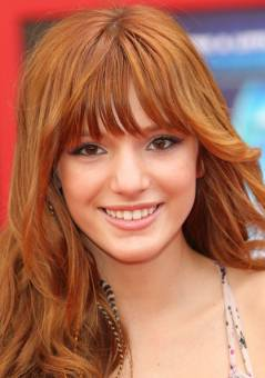 Bella Thorne--Miley Cyrus