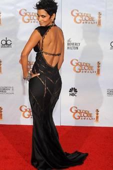 Halle Berry (Perdón, no tengo una de frente)