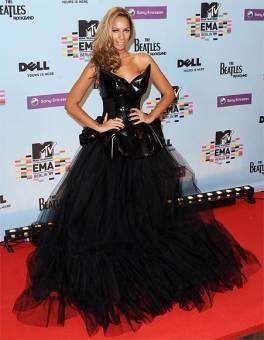 Otra cantante Leona Lewis