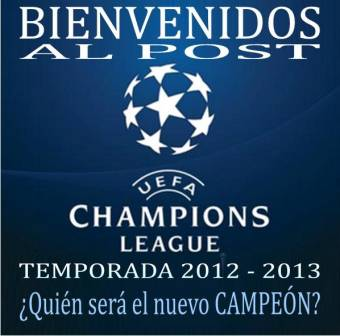 Champion League 2012-2013