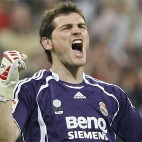 Iker Casillas-(Real Madrid)