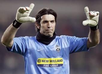 Gianluigi Buffon-(Juventus)