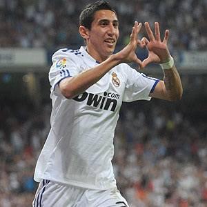 Angel Di Maria-(Real Madrid)
