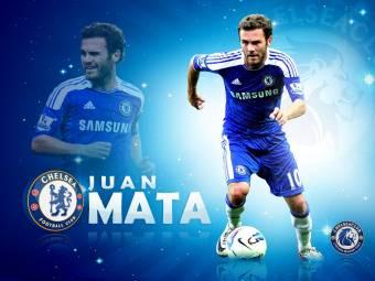 Juan Mata-(Chelsea)