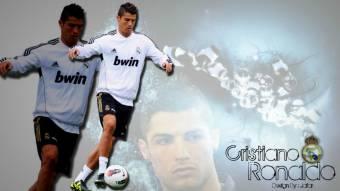 Cristiano Ronaldo-(Real Madrid)