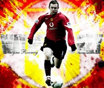 Wayne Rooney-(Manchester United)