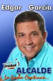 Edgar Garcia Peña