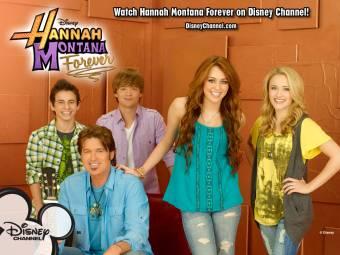 Disney - Hannah Montana.