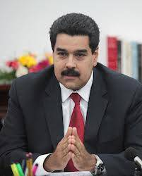 Nicol�s Maduro.