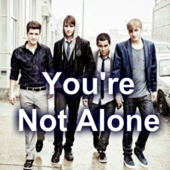 You´re Not Alone