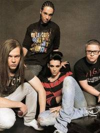 tokio hotel(the perfect band)