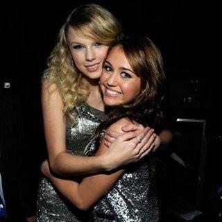 Miley y Taylor