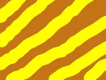 amarillo y marron