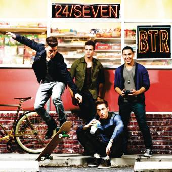 BIG TIME RUSH  24/seven