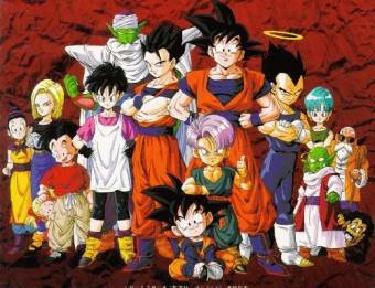 DRAGON BALL Z . GT