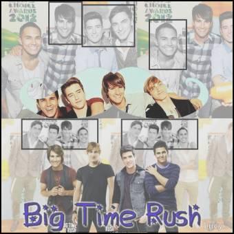 Blend de Big Time Rush