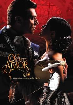 Qué Bonito Amor - Danna Garcia y Jorge Salinas