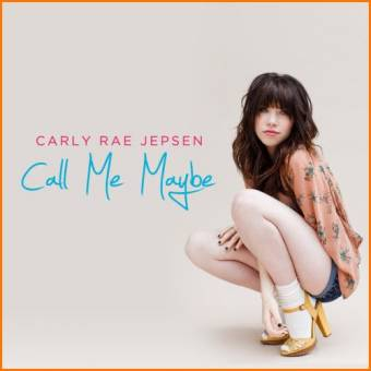 "Carly Rae Jepsen ""Call Me Maybe"" ♪"