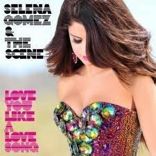 Selena Gómez i love You like a love song
