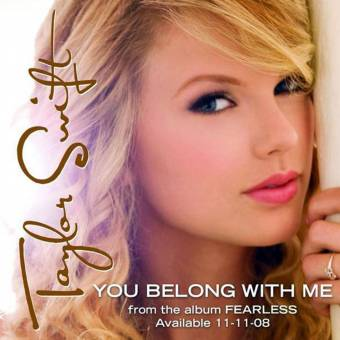 Taylor Swift - You Belong Whit Me