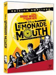el cd de lemonade mouth