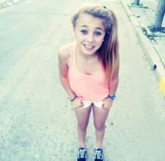 linda chica: