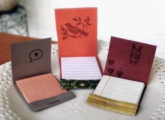 las tarjetas