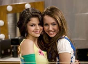 Selena y miley