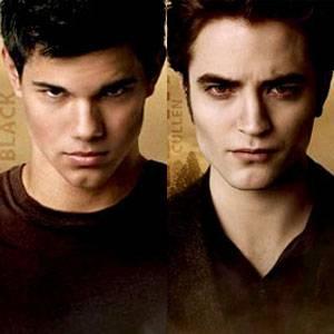 Robert Pattinson Y Taylor Lautner