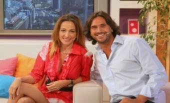 Veronica Lozano Y Leo Montero