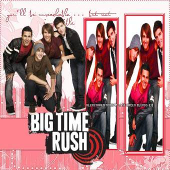big time rush / nickelodeon