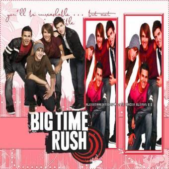 big time rush / nickelodeon