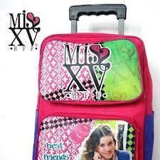 la mochila de mis xv