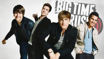 BIG TIME RUSH......