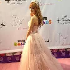 bella vestido largo