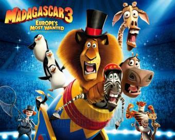 Madagascar 3 Los Fugitivos