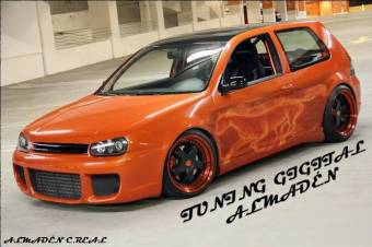 Golf GTI//Fire Horse