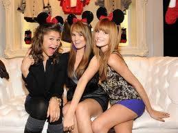 Bella,Zendaya,Debby