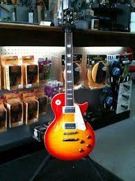 Una hermosa guitarra