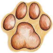 Las huellas de perros