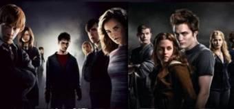 que comparen a Harry Potter (la mejor saga escrita en el mundo) con crepusc**o (la mayor basura literaria y f�lmica de la decada)