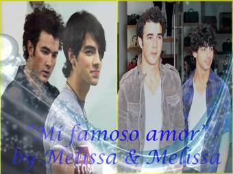 �Mi famoso amor� by Melissa Jonatika Jonas-Monteith & Melissa Michie Sepulveda
