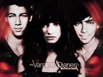 """The vampire diaries"" by Karly L. Morales"