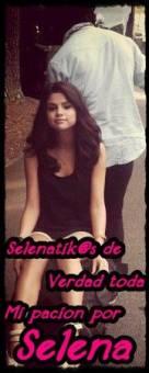 Selenatik@s de verdad toda mi pacion por selena •