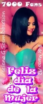 Selena G. Sos mi obsesion