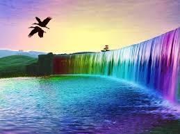 colores de un arcoiris