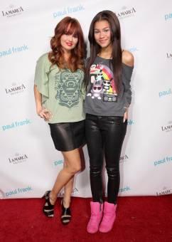 Zendaya y Debby