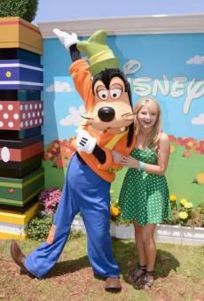 Stefanie y Goofy