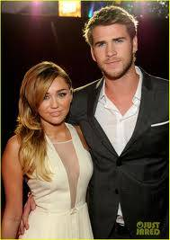 Miley Cyrus&Liam Hemsworth