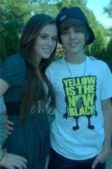 Justin Bieber y Caitlin Beadles ~ Jaitlin